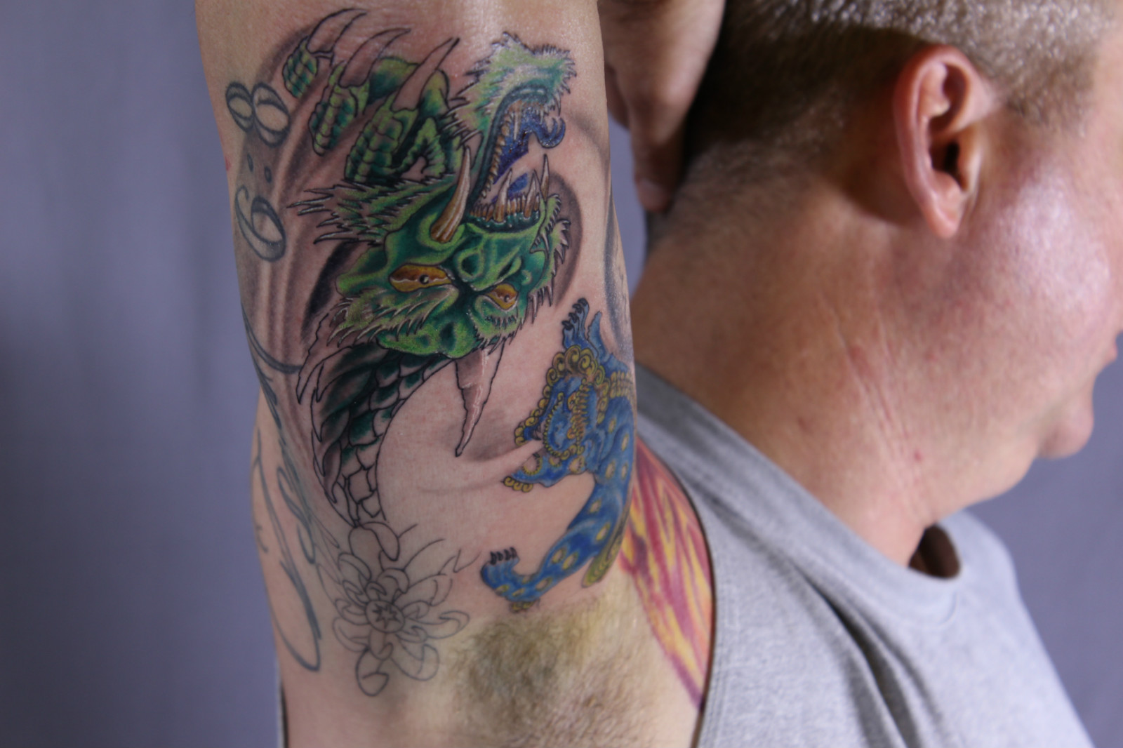 Color tattoo ak lounge san antonio hair permanent for 3d nipple tattoo
