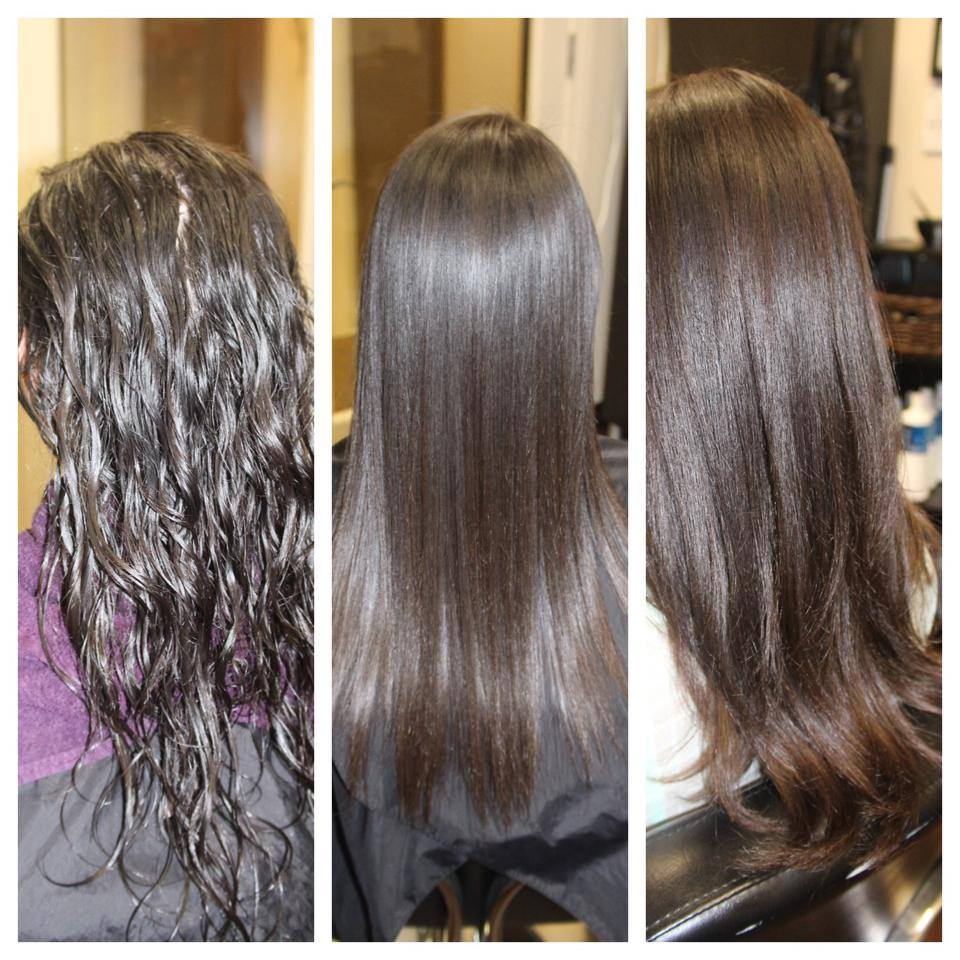 Brazilian Blowout | AK Lounge Best Salon San Antonio