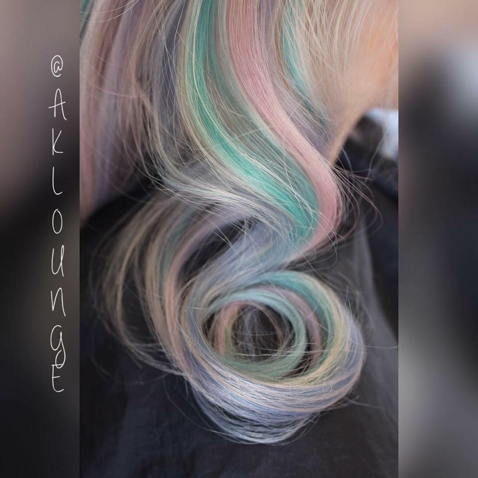 New Hair Color Trends Watercolor Cinnamon Swirl And More Ak