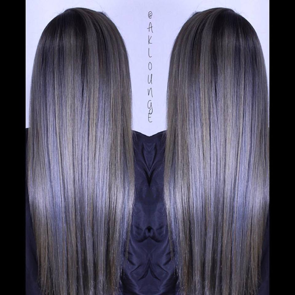 Color Melting Transform Your Hair Ak Lounge Best Salon San Antonio