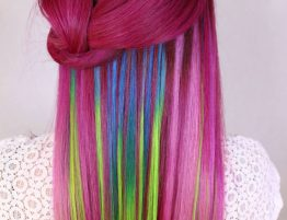 I-tip-rainbow-hair-extensions