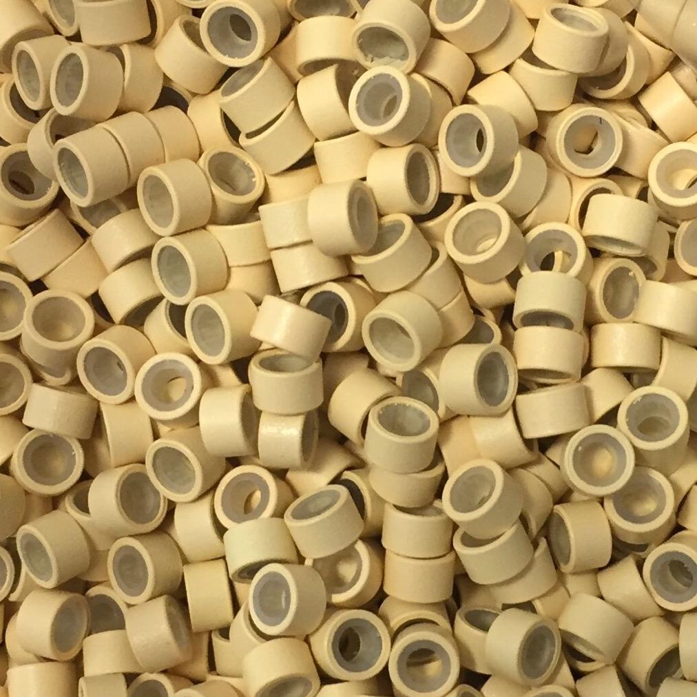 blonde-microcylinder-hair-extension-beads