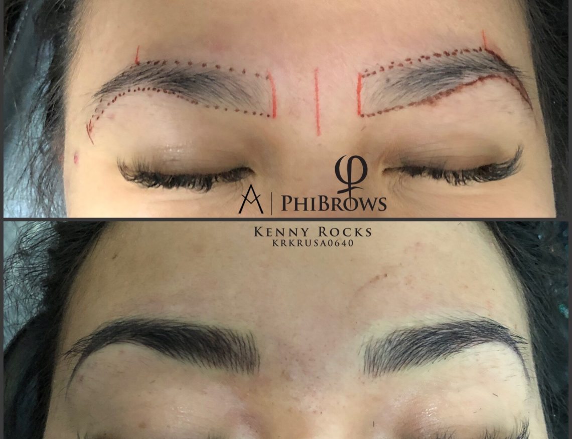 eyebrows